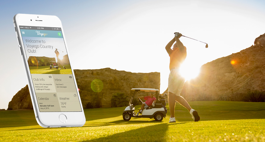 All-encompassing mobile solutions mean growth for golf clubs