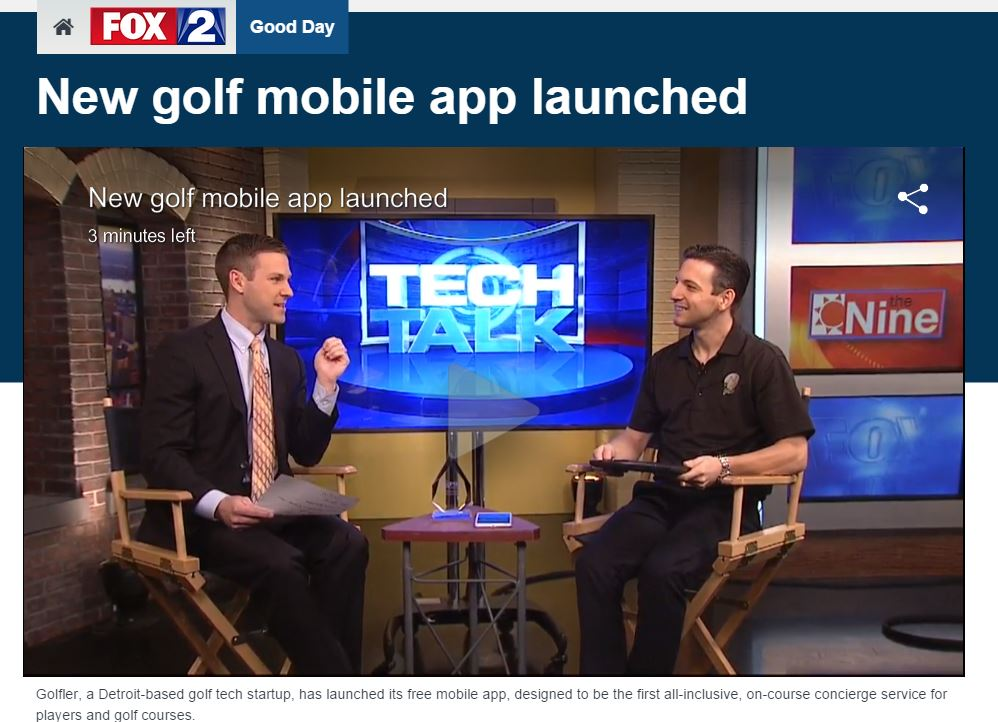 Fox2 Interview Tech Talk